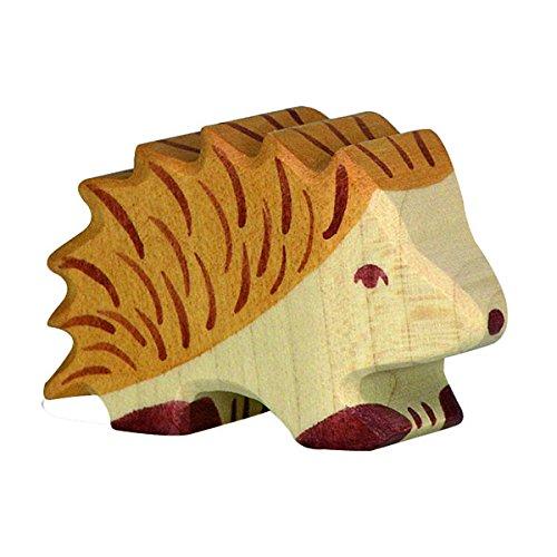 Holzklötzchen Igel