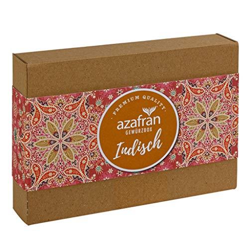 Azafran Indische Gewürze-Geschenkset