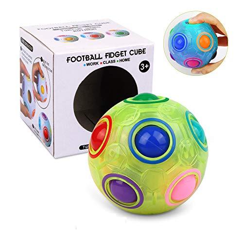 Regenbogen-Puzzleball