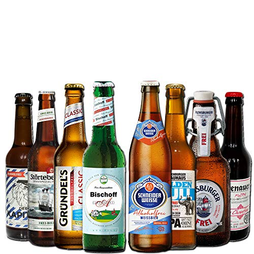 Alkoholfreies Bier-Geschenkset
