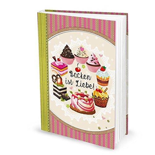 Backbuch für eigene Rezepte
