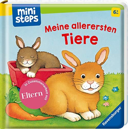 Tierkinder-Buch
