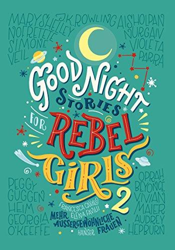 Good Night Stories for Rebel Girls #2