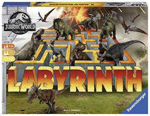 Das verrückte Labyrinth - Jurassic World