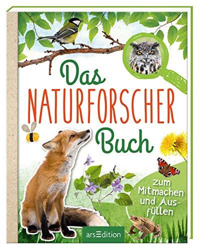 Naturforscher-Buch