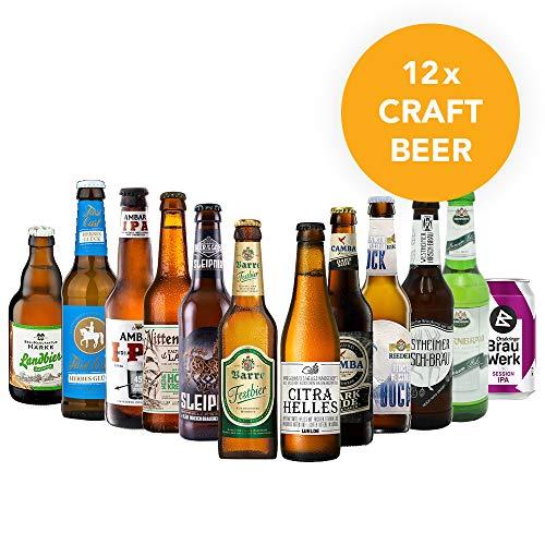 12x Craft Beer Probierset