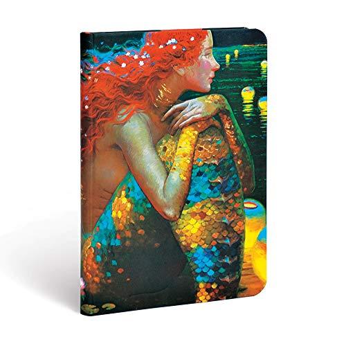 Meerjungfrauen-Notizbuch