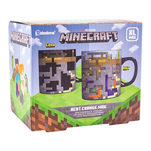 Minecraft-Kaffeetasse