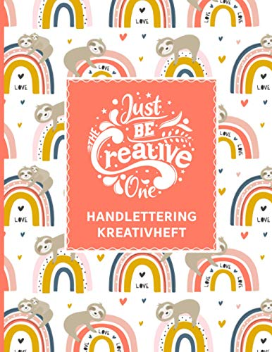 Handlettering-Kreativheft