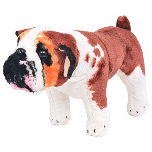 Bulldoggen-Plüschtier