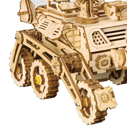 Rover-Modellbausatz