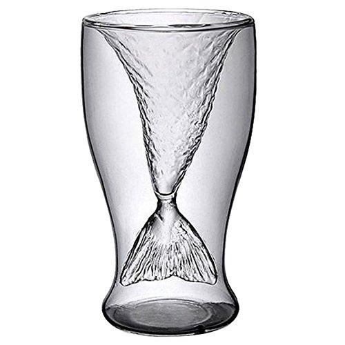 Meerjungfrauen-Glas