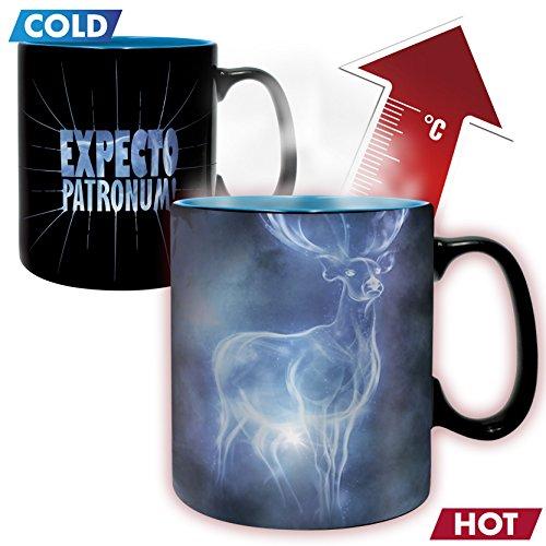 Thermoeffekt-Tasse
