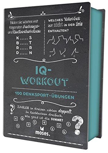 IQ-Workout-Rätselkarten