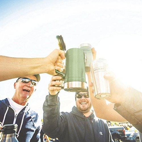 Thermoskrug für's Bier