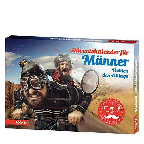ROTH Männer-Adventskalender 'Helden des Alltags',...