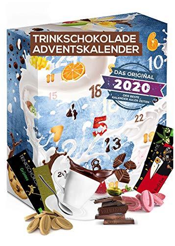 Trinkschokolade-Adventskalender von Boxiland