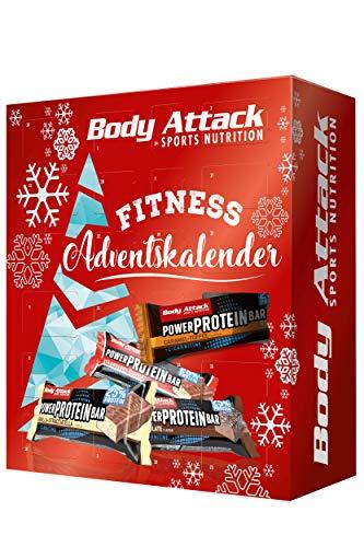 Body Attack Sports Nutrition-ADVENTSKALENDER