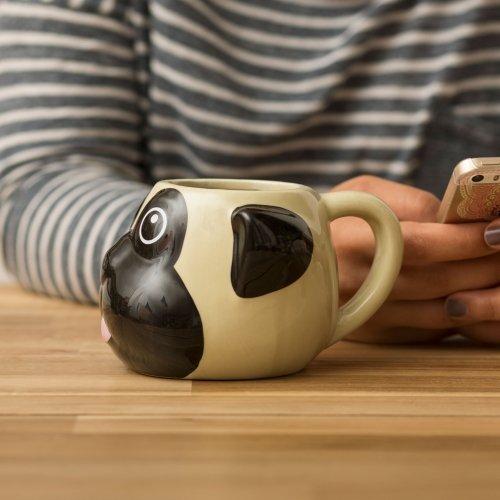 3D-Keramiktasse
