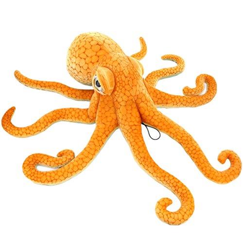 Oktopus-Plüschtier