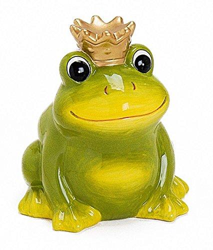 Froschkönig-Spardose