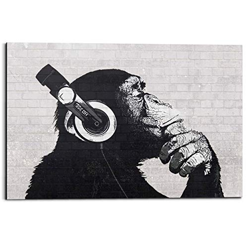 Banksy-Kunstdruck