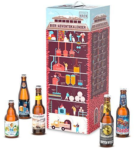 Kalea Bier Adventskalender 2020, 24 Biere von...