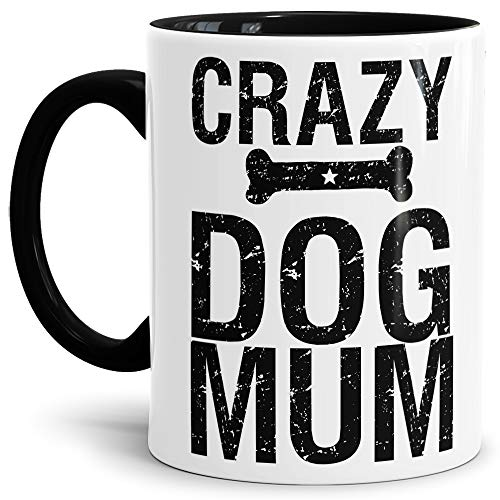 Crazy Dog Person-Tasse
