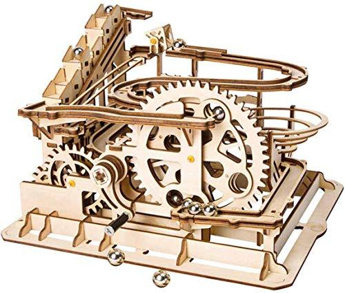 Modellbausatz Kugelbahn