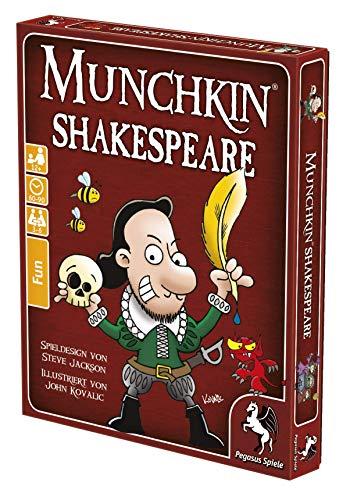 Shakespeare-Munchkin