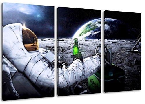 Astronauten-Wandbild
