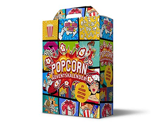 Huber-Koelle Adventskalender Popcorn