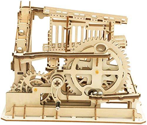 Kugellbahn-Modellbausatz