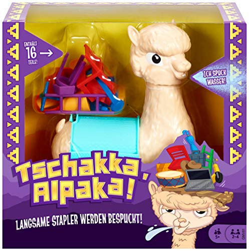 Alpaka-Kinderspiel