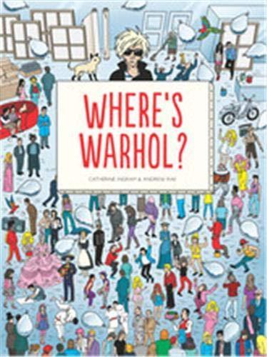 Where's Warhol?-Wimmelbuch