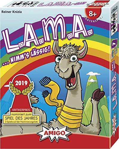 Lama-Spiel