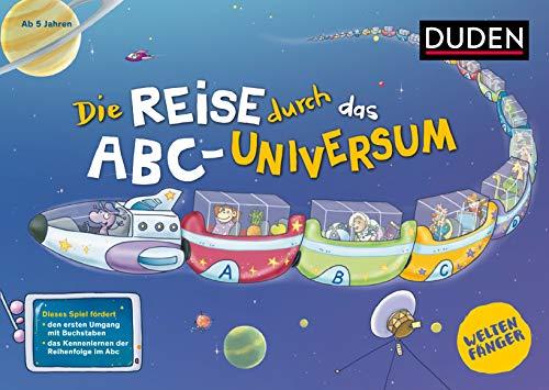 Weltenfänger: ABC-Spiel