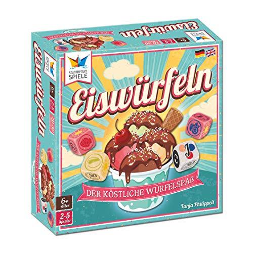 Eiscreme-Würfelspiel