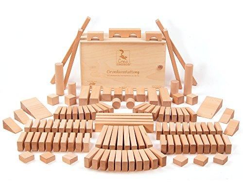 CreaBLOCKS Holzbausteine