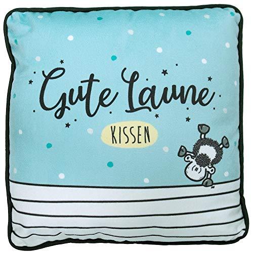 Sheepworld Gute Laune-Kissen