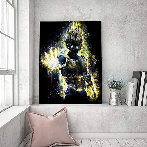Vegeta-Gemälde