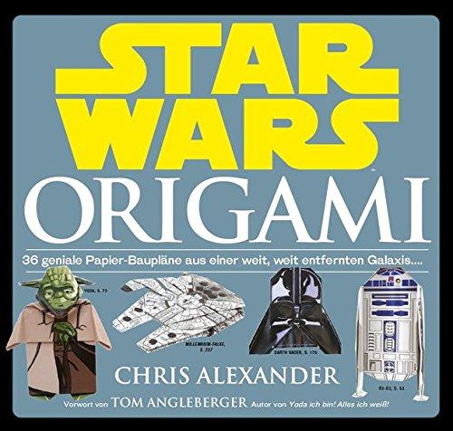 Krieg der Sterne-Origami