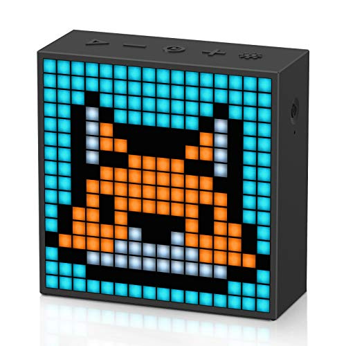 Retro Pixelkunst Bluetooth Lautsprecher