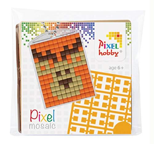 Pixel-Medaillon