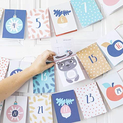 JulicaDesign Baby Adventskalender (ab 8 Monaten)