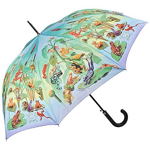 Frosch-Regenschirm