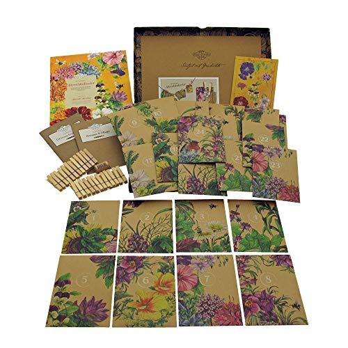 Magic Garden Seeds Saatgut-Adventskalender Bio