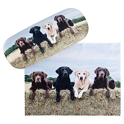 Labrador-Brillenetui