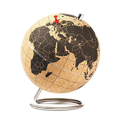 Globus für Segler mit Fernweh