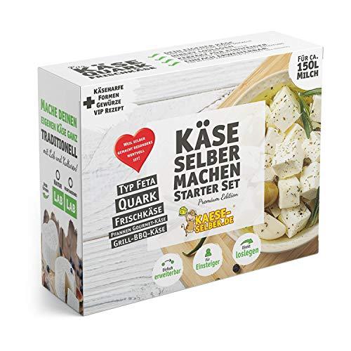 DIY-Kit Käse machen